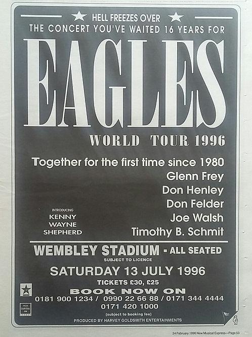 Eagles - World Tour 1996
