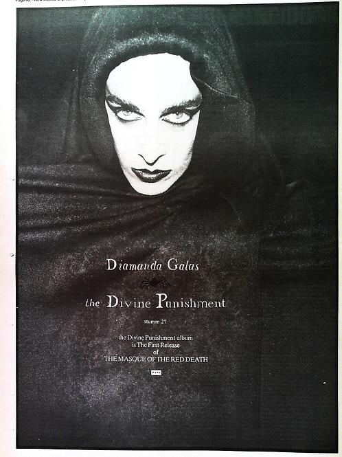Diamanda Galas - The Divine Punishment