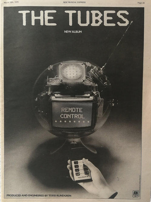 The Tubes - Remote Control