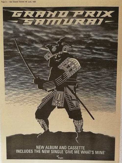 Grand Prix – Samurai