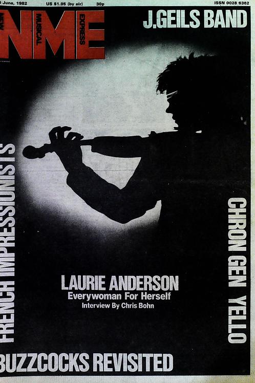 Lauirie Anderson