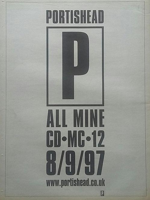 Portishead – All Mine