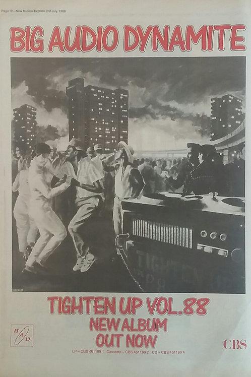 Big Audio Dinamite II - Tighten Up Vol. 88