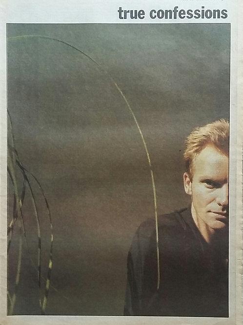 Sting - True Confessions