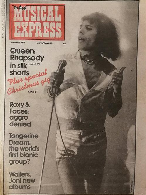 New Musical Express - Queen
