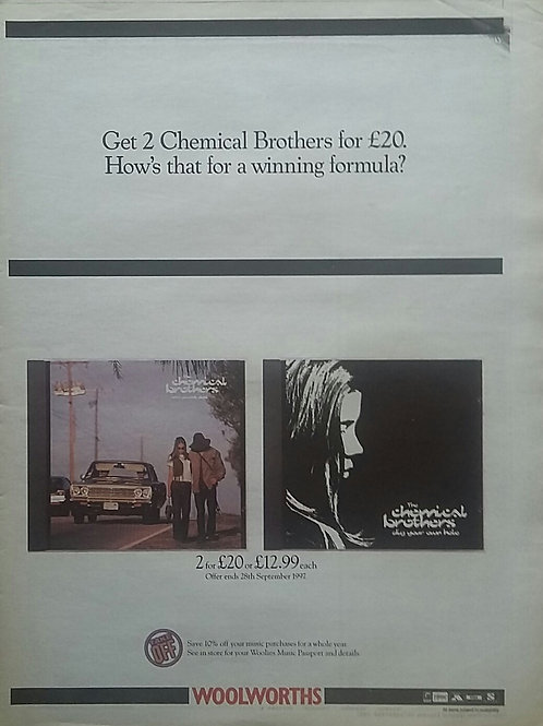 The Chemical Brothers - Albums