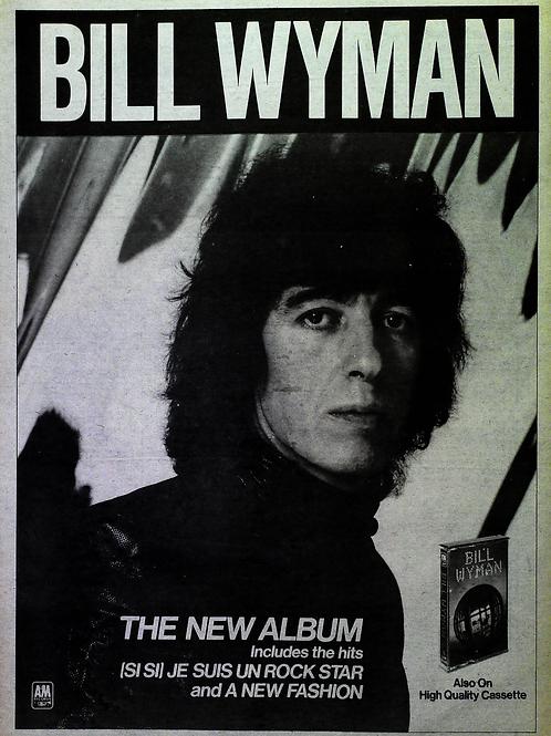 Bill Wyman - The New Album
