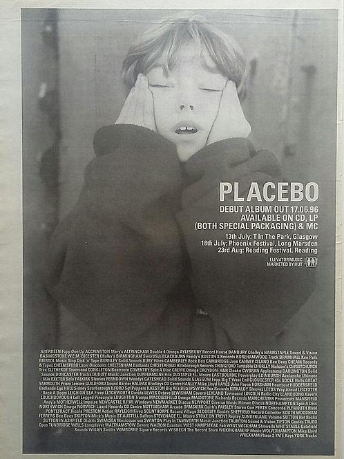 Placebo - Debut Album