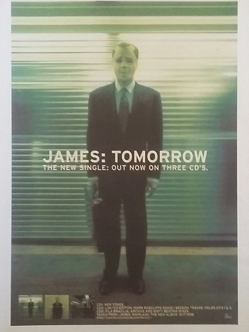 James ‎– Tomorrow