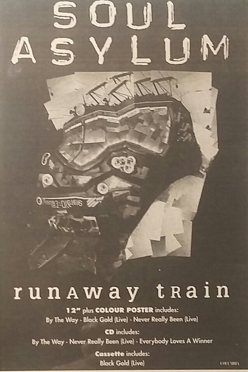 Soul Asylum . Runway Train