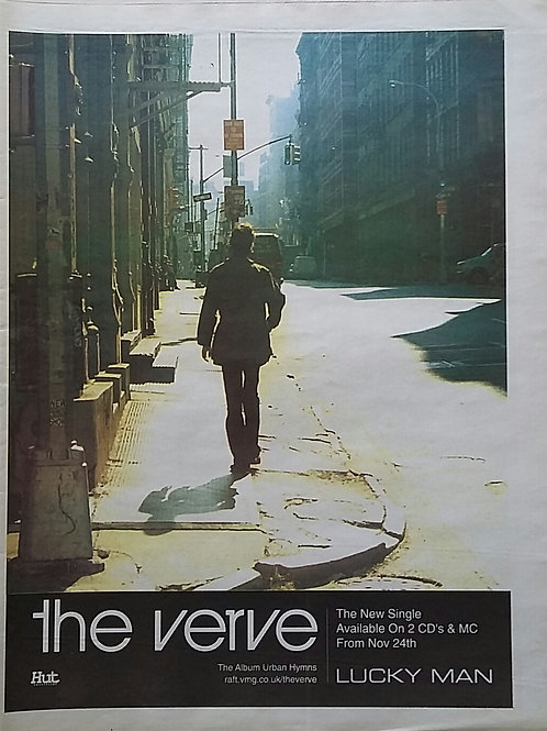 The Verve - The Urban Hymns