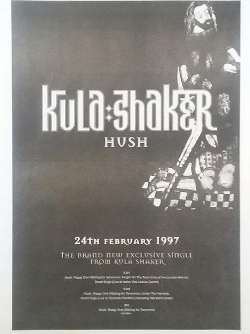 Kula Shaker – Hush