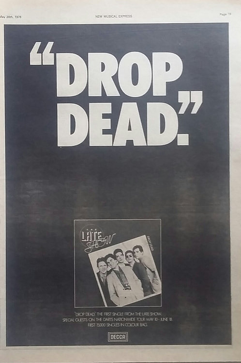 The Late Show - Drop Dead