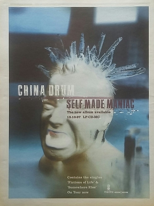 China Drum - Self Made Maniac