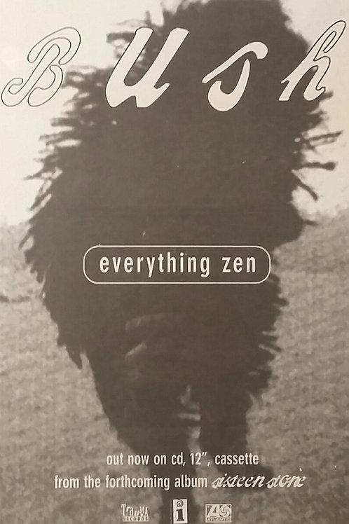 Bush - Everything Zen