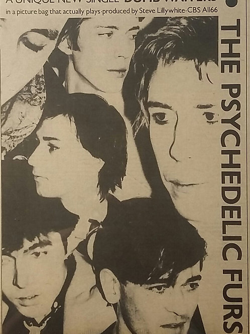 The Psychedelic Furs – Dumb Waiters