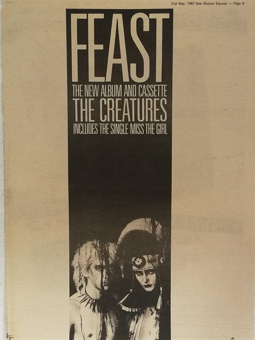 The Creatures - Fast