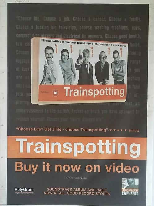 Trainspotting - Choose Life...
