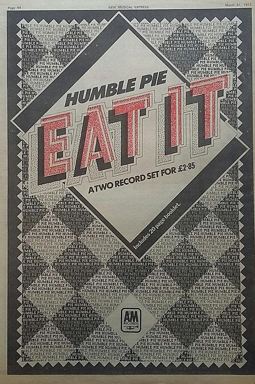 Humble Pie – Eat It