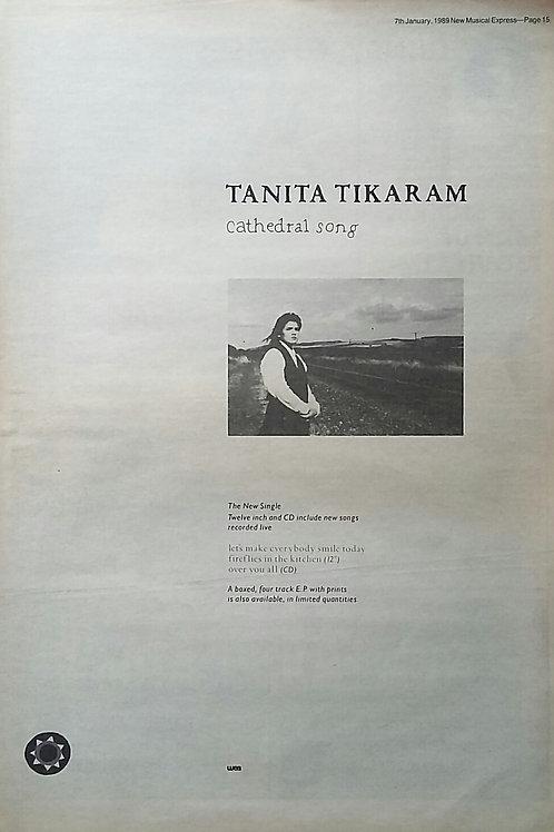 Tanita Tikaram - Cathedral Song