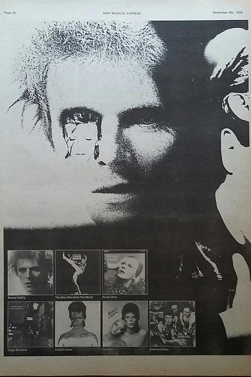 David Bowie - Records