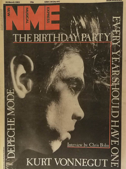 The Birthday Party - Nick Cave