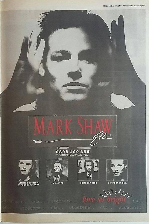 Mark Shaw - Love So Bright