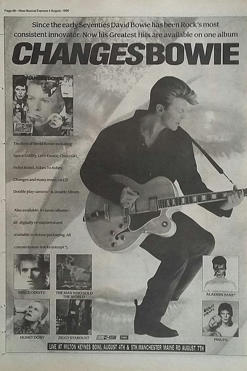 David Bowie - Changes Bowie