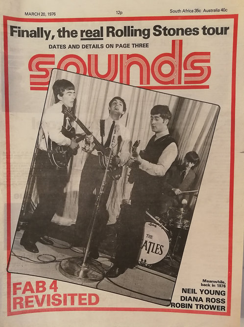 Sounds - The Beatles
