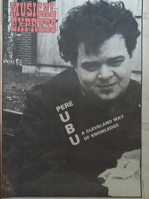 Pere Ubu - A Cleveland Way Of Knowlewdge
