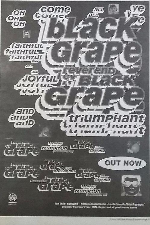 Black Grape – Reverend Black Grape