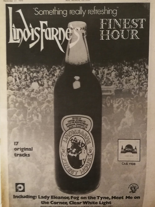 Lindisfarne - Finest Hour