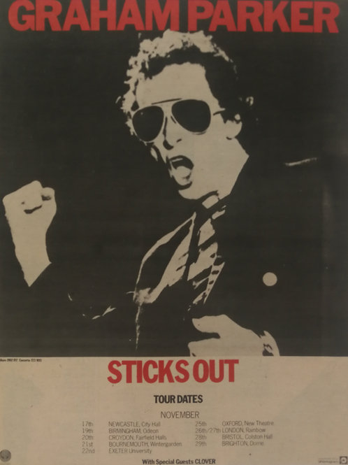 Graham Parker - Sticks Out