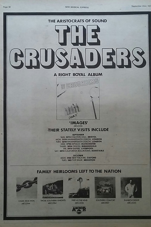 The Crusaders ‎– Images