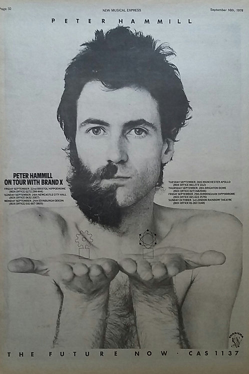 Peter Hammill ‎– The Future Now
