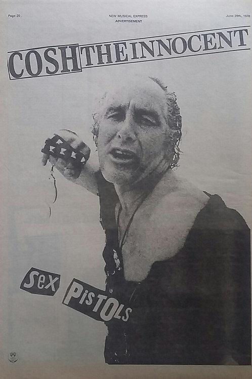 Sex Pistols - Cosh The Innocent