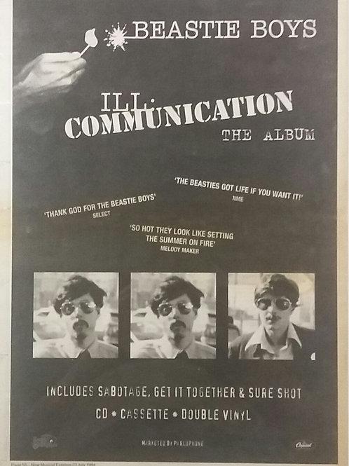 Beastie Boys - Communication