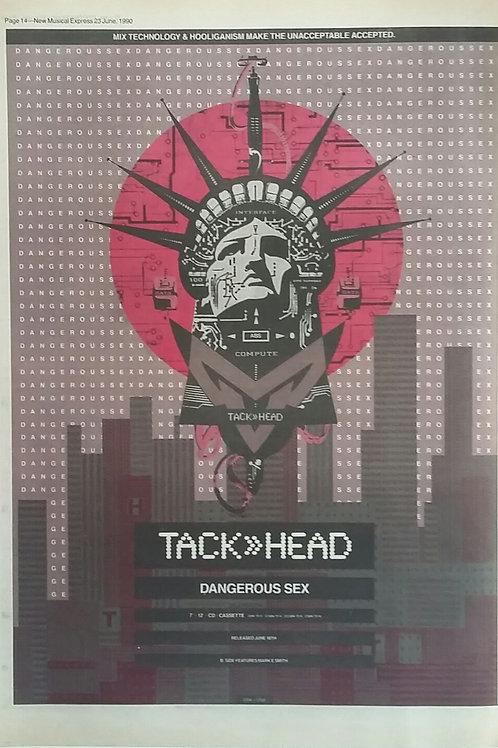 Tackhead - Dangerous Sex