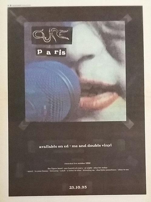 Cure - Paris