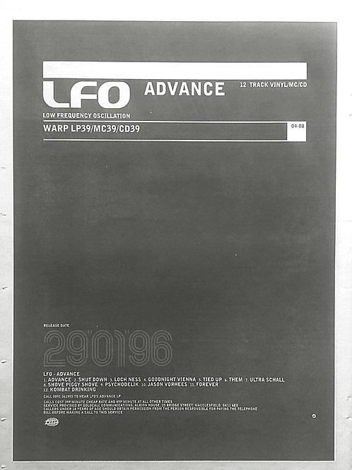 LFO – Advance