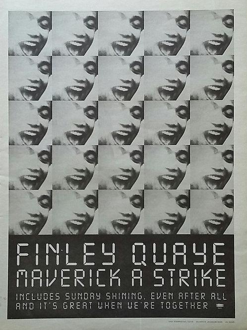 Finley Quaye – Maverick A Strike
