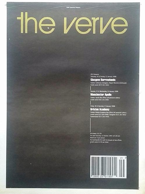 The Verve - Tour