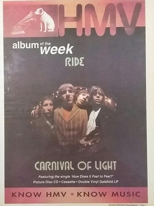 Ride – Carnival Of Light
