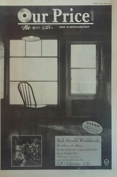 Bob Mould Workbook - Debut Album