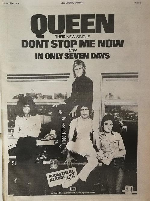 Queen - Dont Stop Me Now