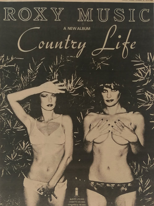 Roxy Music - County Life
