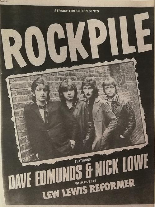 Rockpile - Rockpile