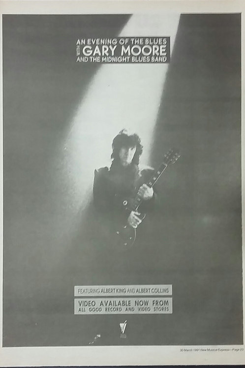 Gary Moore - An Evening Of The Blues