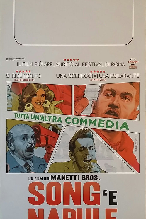 Song 'E Napule - Tutta Un'altra Commedia