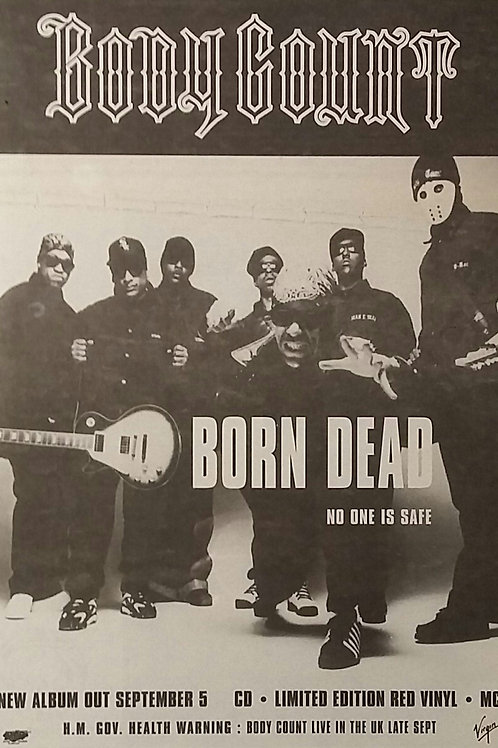 Body Count  ‎– Born Dead